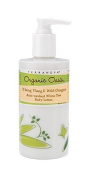 Terra Nova Organic Ylang Ylang & Wild Ginger Anti-Oxidant White Tea Body Lotion