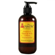 The Naked Bee Pomegranate and Honey Hand and Body Lotion 240ml lotion