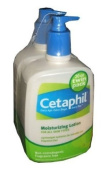 Cetaphil Moisturising Lotion For All Skin Types, Fragrance Free, 590ml