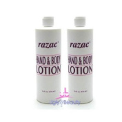 Razac Hand and Body Lotion 470ml (Pack of 2)