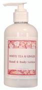White Tea & Ginger Hand & Body Lotion - 270ml