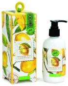 Michel Design Works Hand and Body Lotion 240ml, Lemon Basil