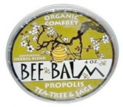 Black Hills Honey Farm, Bee Balm, Hand Salve, Tea Tree & Sage, 120ml