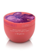 Victoria Secret Vs Fantasies Blooming Violet Summer Freshes Whipped Body Souffle