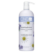 CND Creative Scentsations Hand & Body Lotion Wildflower & Chamomile, 920ml