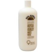 Alyssa Ashley White Musk by Alyssa Ashley for Women Hand and Body Lotion, 750ml