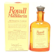 Royall Mandarin Orange Of Bermuda By Royall Fragrances For Men. All Purpose Lotion 120ml