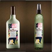 Hollister crystal cove body lotion & mist set Kiwi Strawberry scent