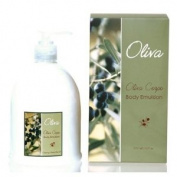 Cali Oliva Green Body Moisturiser Lotion Italian Olive Oil 500ml