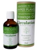 Circulation Nachuraruaromakea massage oil 50ml