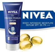 Nivea Body Intensive Moisture Serum Spf25 Pa++ Repair Dry Damaged Skin 200 Ml Best Product From Thaialnd