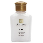 Aromae, 1.0 Fluid Ounce, Cucumber and Aloe Lotion Bottles, 160 Bottles per Case