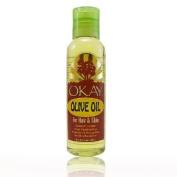 OKAY Olive Oil for Hair & Skin, 60ml