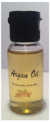 Argan Oil, 30ml pure and natural oil imported from Morocco, hydrates skin and increases elasticity to reverse the effects of ageing.