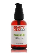 BEAUTYOILS.CO Kukui Oil - 100% Pure