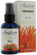 Nature's Inventory - Wellness Oil 100% Organic Burn - 60ml