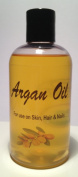 Argan Oil, 60ml pure and natural oil imported from Morocco, hydrates skin and increases elasticity to reverse the effects of ageing.