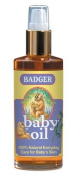 Baby Oil - 120ml - Liquid