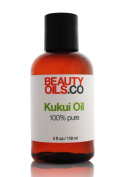 BEAUTYOILS.CO Kukui Oil - 100% Pure