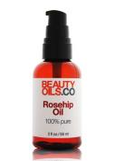 BEAUTYOILS.CO Rosehip Seed Oil - 100% Pure