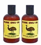 Emu Oil Premium Golden - Set of Two - 120ml each