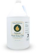 Emu Essence Pure Emu Oil One Gallon AEA Certified