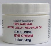 GOLDEN SUNDROPS ROYAL JELLY - RED PALM OIL EXCLUSIVE EYE CREAM