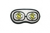 Silly Face Sleeping Funny Novelty Eye Cover #47
