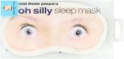 Bath Accessories Eye Mask Silly, Oh Man
