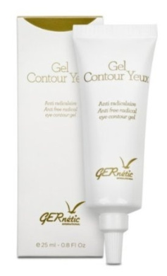 GERne'tic GEL CONTOUR YEUX Anti-free radical eye contour gel 25ml