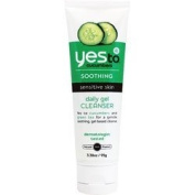 Yes To Cucumbers Soothing Daily Gentle Cleanser, 100ml