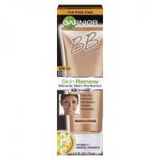 Garnier Skin Renew Miracle Skin Perfector B.B. Cream, Medium and Deep, 2.5 Fluid Ounce