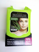 Make Up Cleansing Tissue Tissue Aloe 30 Wipes