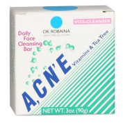 Vita-Cleanser ACNE Dialy Cleansing Bar by Dr. Robaina Skin Care Vitaderm