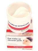 PureDerm Eye Make-up Remover Pads