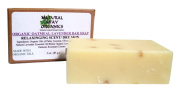 Organic Oatmeal Lavender Bar Soap