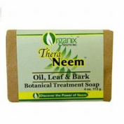 Whole Neem Leaf Oil & Bark Soap - 120ml - Bar Soap