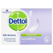 Dettol Antibacterial Sensitive Soap 100g