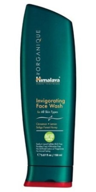 Organique Invigorating Face Wash - 150ml - Liquid