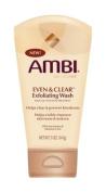 Ambi Skincare Even & Clear Exfoliating Wash, 150ml Tube