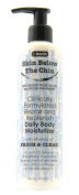 Skin Below the Chin Daily Body Moisturiser Fresh and Clean Scent