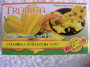 100% Natural Formula TROPICA- Special Cleansing and Whitening Soap from Thailand