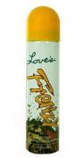 Love's Frenzy By Mem For Women. All Over Body Spray 120ml