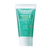 Smooth E Babyface Foam Non-ionic Facial Cleanser 60ml