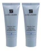 Estee Lauder Perfectly Clean Splash Away Foaming Cleanser 1 oz x 2 = 2 oz/ 60 ml