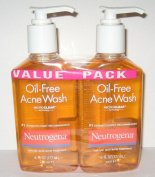 Neutrogena Oil-Free Acne Wash 180ml