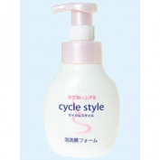 cycle style Bubble Face Wash Foam Main 250ml