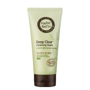 Amore Pacific Happy Bath Deep Clear Cleansing Foam for dry skin type