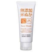 ROSETTE | Facial Washing Foam | Additive Free Rice Bran Soap 140g