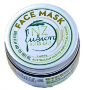 Australian Green Clay and Tea Tree Oil Face Mask 120ml/113 gr.